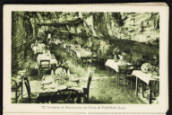 L'Orifice - Le restaurant Troglodytique (Vers 1930)